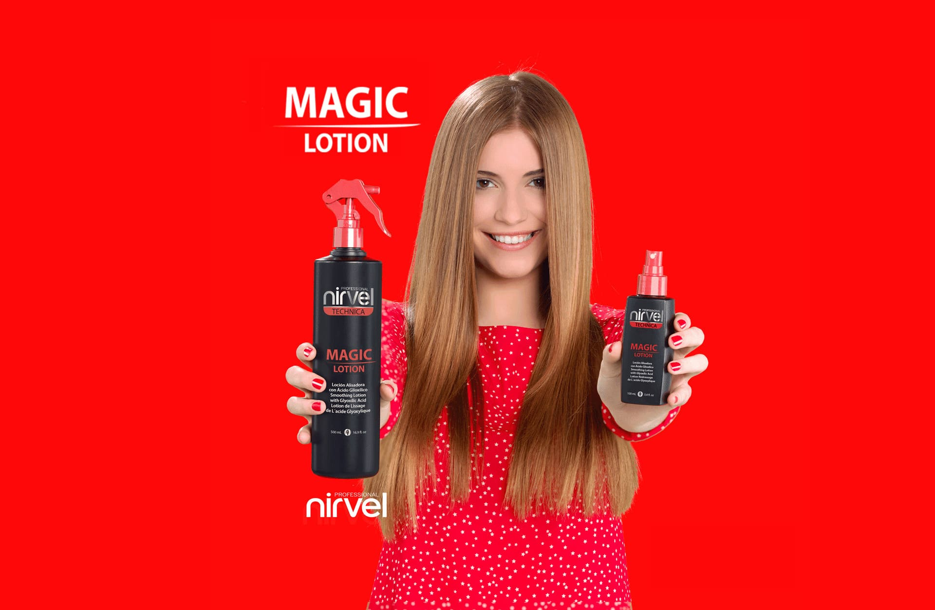 nirvel magic tretman za ravnanje kose